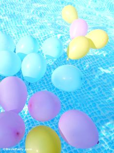 Pool Party Ideas with a DIY Decorations #ShareaCokeContest