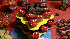 Landon's mickey mouse clubhouse party