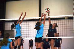 Se disputa la Séptima jornada de la Liga de voleibol IV Centenario ~ Ags Sports