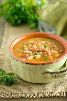 Instant Pot Ham and White Bean Soup | Community Post: 15 Instant Pot Soup Ideas You Seriously Need To Try