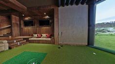 Awesome Indoor Golf Omaha Gallery - Interior Design Ideas ...
