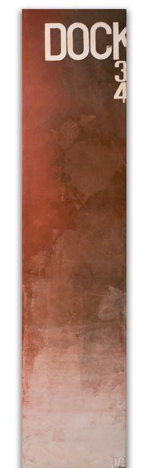 DOCK -La pierre Olycale® : pierre naturelle de couleur blanche provenant des Pyrénées. Avec une inertie proche de la fonte, la pierre Olycale®, possède des propriétés de rayonnement incomparable procurant une chaleur douce et très homogène - Dimension (185/220)x(50/60/80) cm - puissance de 1 100 et 1 900 W - à partir de 4 585 €