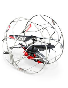The Best Toys of 2014.  Air Hogs Rollercopter (ages 8+)      Imaginations took flight gearing up this remote-controlled chopper for taking off and landing — not to mention wall-scaling, gliding across ceilings, bouncing off obstacles and rolling across the ground thanks to its cage.$40, toysrus.com