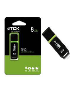 Memoria Externa Pendrive TF de 8 GB TDK - http://complementoideal.com/producto/almacenamiento/pendrive-tf-8gb-tdk/  - Accede rápidamente a tu información con el TDK TF 8 GB. Ligero y compacto va contigo a todas partes y gracias a la tecnología Plug and Play solo tendrás que conectarlo e inmediatamente empezará a funcionar. Una práctica solución para transportar tus datos fácilmente. Sin necesidad de instalar pro...