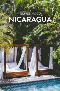 NICARAGUA TRIP!  Incredible photos.