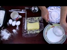 Easy Homemade Vanilla Cake from Scratch: Vanilla Cake Recipe by Cookies Cupcakes and Cardio - YouTube
