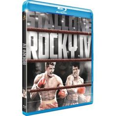 Rocky IV - Blu-Ray_0 Sylvester Stallone, Talia Shire, Dvd Blu Ray, Cards, Shopping, Italia, Map, Playing Cards