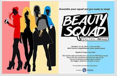 PASSIONS OF A SAHM: BEAUTY SQUAD : Assemble your squad and get ready t...
