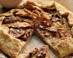 Katie Lee's Rustic Apple Pie Super simple and super good. Love the addition of the oat crumb topping