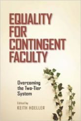 #KeithHoeller's book argues #adjunct conditions must be viewed as civil rights issue « @Inside Higher Ed…ebook available…June paperback appearing late June…order now at http://www.vanderbilt.edu/university-press/book/9780826519511