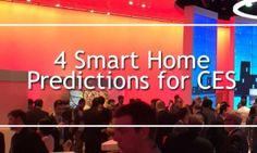 From TVs to data security to pets, smart home tech is ready to evolve in 2017.