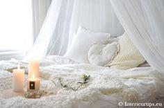 Kun jij wel wat meer ontspanning in de slaapkamer gebruiken? Lees ...