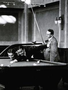 Charlie Chaplin, Douglas Fairbanks, and playwright Edward Knobloch(c. early 1920s)