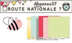 Nouveautés 4h37! Route Nationale 7, en vente à la boitacreer http://www.boitascrap.com/catalogsearch/advanced/result/?name=&description=&sku=&price%5Bfrom%5D=&price%5Bto%5D=&manufacturer%5B%5D=272