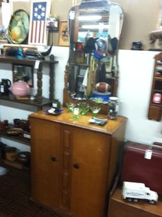 New Antique items at King Richards
