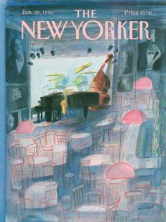 Jan. 20, 1986 | The New Yorker Covers