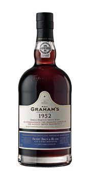 Graham's 1952 Diamond Jubilee Port