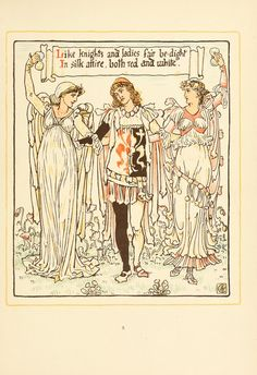 Queen Summer, or, The tourney of the lily & the...