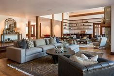 Bruce Willis Sells His Lakefront Luxury Ranch Bruce Willis, Bedroom With Ensuite, One Bedroom, Idaho, Outdoor Retreat, Sun Valley, Celebrity Houses, Luxury Decor, Cabins In The Woods