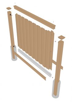 Trex Fencing, Composite Fencing, Fences, Fence Prices, Double Gate, Good Neighbor, Wood Vinyl, Outdoor Furniture, Outdoor Decor