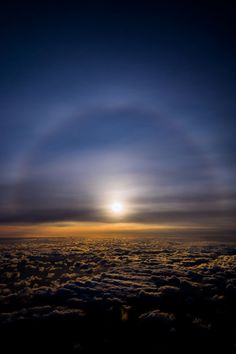 Photo Semicircle by momo taro on Earth Air Fire Water, Over The Rainbow, Color Photography, Mother Earth, The Great Outdoors, Photo Art, Nature, Sunrise, Scenery