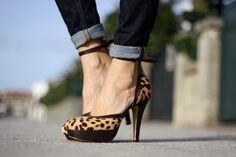 animal heels