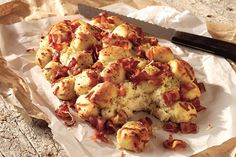 We've got a recipe for cheesy bacon-ranch appetizer bread bites even non-bakers can make. (Get out the frozen bread dough!)