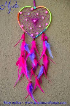 Buy exclusive range of a Valentine Dreamcatchers only on…