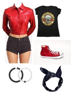 Untitled #3 by radioactivenovas on Polyvore featuring polyvore, fashion, style, Alaïa, Billabong, Lokai, Boohoo and clothing