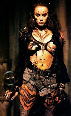 Who are the hottest female movie #monsters?