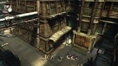 Levels Gallery - Aaron Contreras 3D Artist