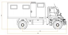 Iveco m4010 blueprint download free blueprint for 3d modeling unimog camping car malvernweather Images