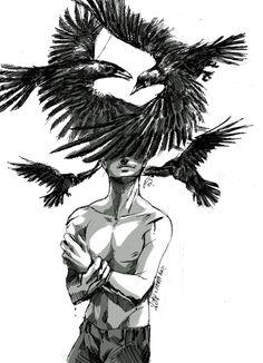 The Raven Boys.