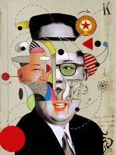 265 best artist loui jover collage and color images saatchi art