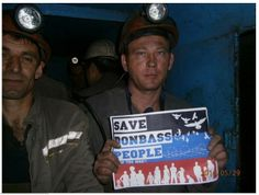 Save Donbass People. Stop the war!!!