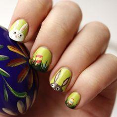 Nageldesign für Ostern, Nägel für Ostern, Easter Nails, Nail Art Easter, Nail Art Ostern