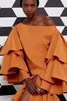 Rosie Assoulin Resort 2016 on Moda Operandi