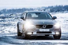 Awesome Volvo 2017: Volvo V90 Cross Country... Check more at http://cars24.top/2017/volvo-2017-volvo-v90-cross-country-2/