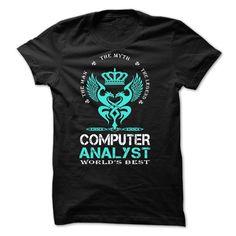 Best Seller - COMPUTER ANALYST - WORLDS BEST T Shirt, Hoodie, Sweatshirt