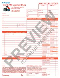 Software Receipt Pdf Hvac Invoice Templates Printable Free  Hvac Invoice Templates  Australian Tax Invoice Requirements Word with Cis Invoice Template Pdf This Hvac Flat Rate Invoice Has Space For  Units Serviced Along With More  Detail In Receipt Bill