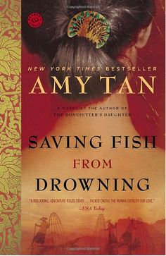 This is Amy Tan's most underated book.  I love it.