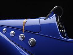 1938 Peugeot 402 Darl'Mat Racer | Simeone Foundation Automotive Museum