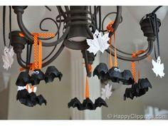 How To Make Halloween Bats From Egg Cartons diy halloween crafts diy ideas halloween decorations halloween diy bats hallowee halloween crafts for kids Halloween Infantil, Theme Halloween, Adornos Halloween, Manualidades Halloween, Halloween Crafts For Kids, Holidays Halloween, Fall Crafts, Holiday Crafts, Holiday Fun