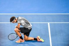 Because, in the end, he's still just a man with a dream (Roger Federer wins Australian Open 2017)