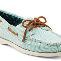 Sperry Top-Sider Women's Cloud Logo Corduroy Authentic Original 2-Eye