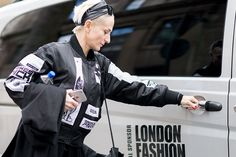 ELLE.com photographer Tyler Joe captures the chicest street style moments from London Fashion Week.