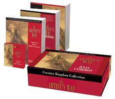 the Artist Way: Creative Kingdom Collection, za umetnike - must have :)