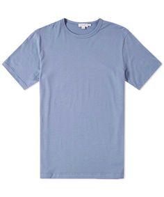 79ff3f2670 Sunspel at Weavers Door   AW17   Sunspel   Classic Q82 T-Shirt   Ash