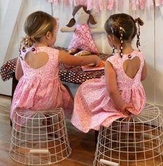 freebook petticoatkleid f r m dchen 62 158 n hen freebooks n hen kinderkleidung pinterest. Black Bedroom Furniture Sets. Home Design Ideas