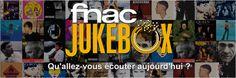 #Fnac lance son nouveau service de streaming #Jukebox